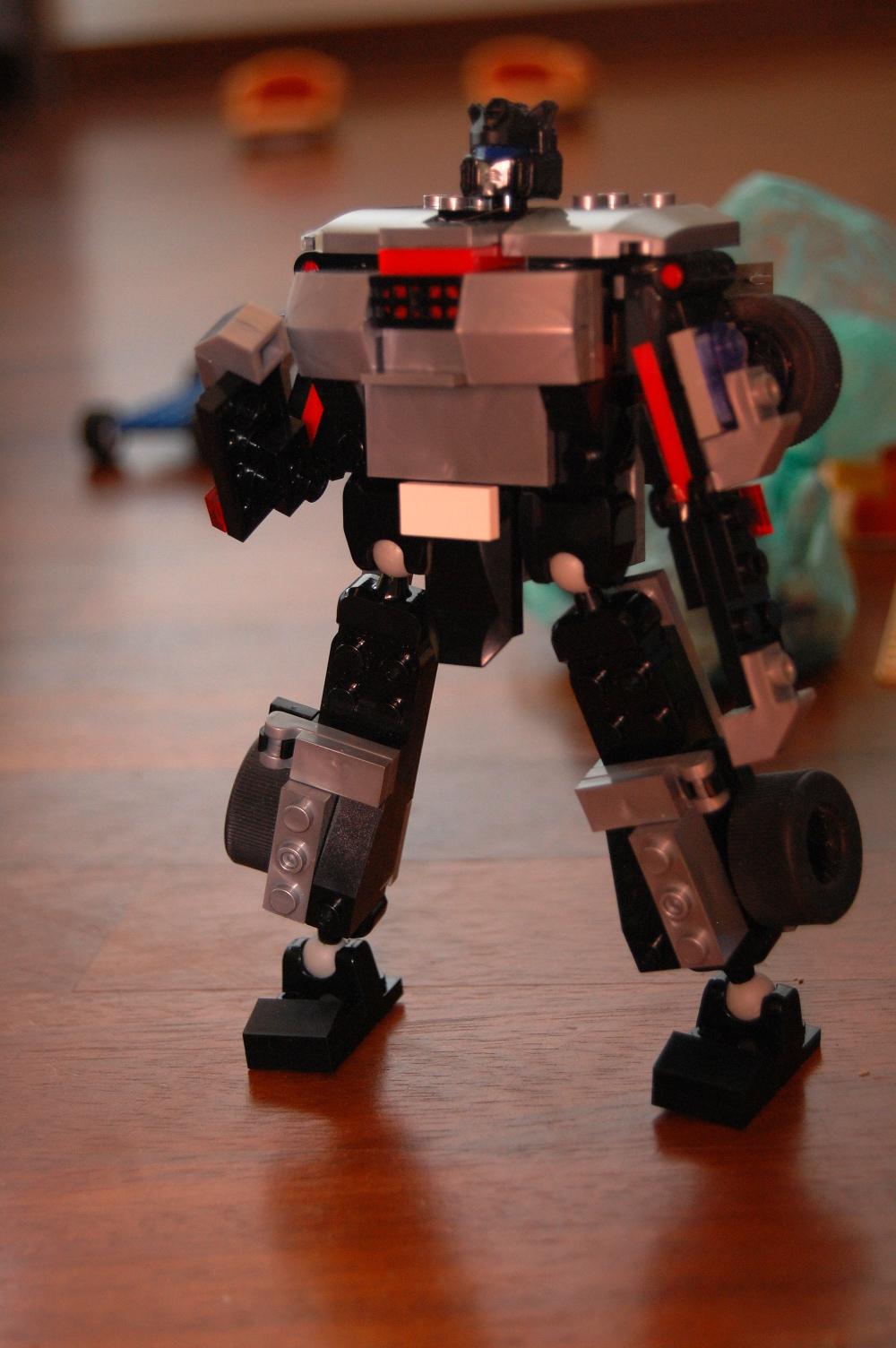 Robot Jazz